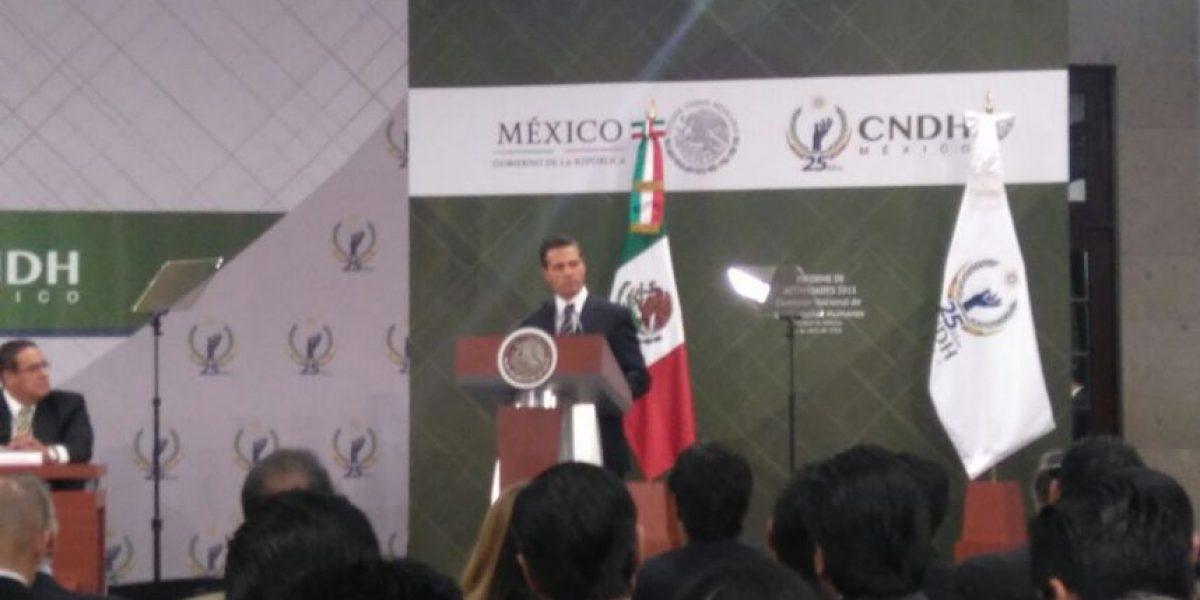 Remoción de Basáñez, para mejorar trabajo consular: Peña Nieto