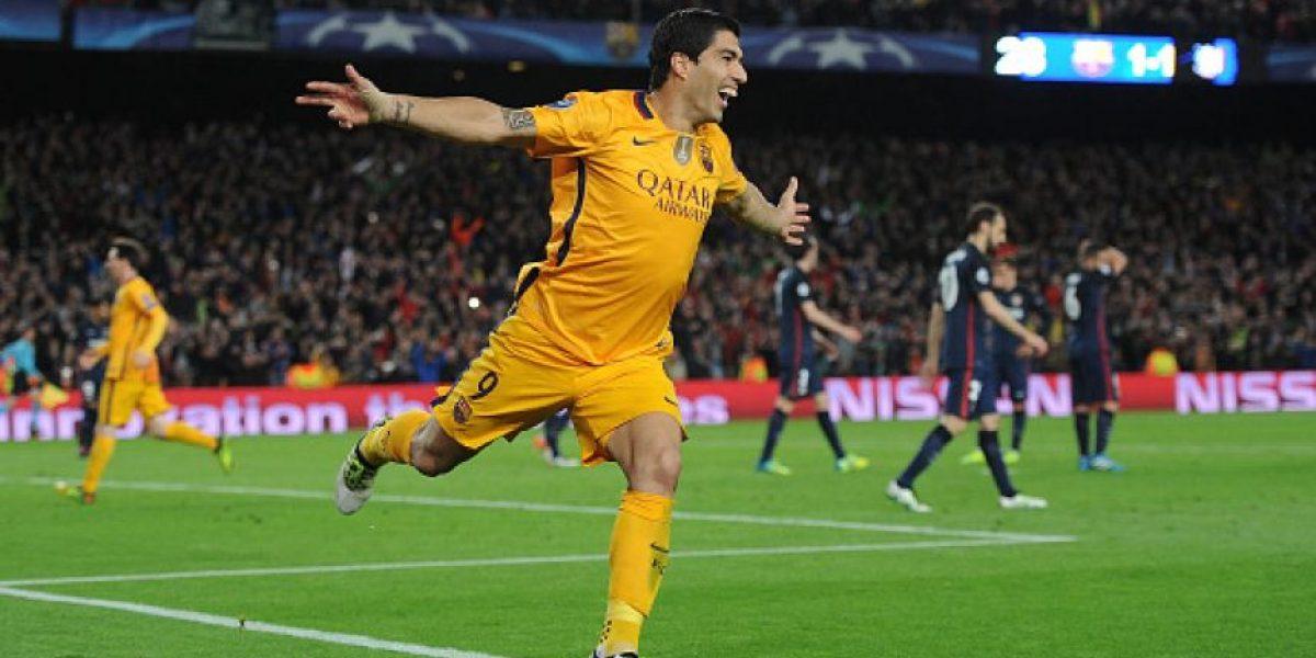 Barcelona sufre pero toma ventaja sobre el Atleti en la Champions