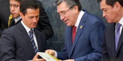 Luis Raúl González dijo que se registraron nueve mil 980 nuevos expedientes. Foto:Valentina González