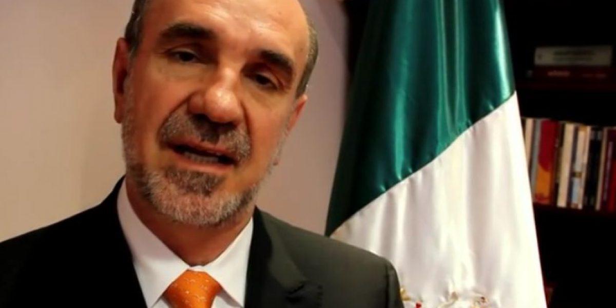 SRE nombra nuevo embajador en EU; Basáñez duró 7 meses
