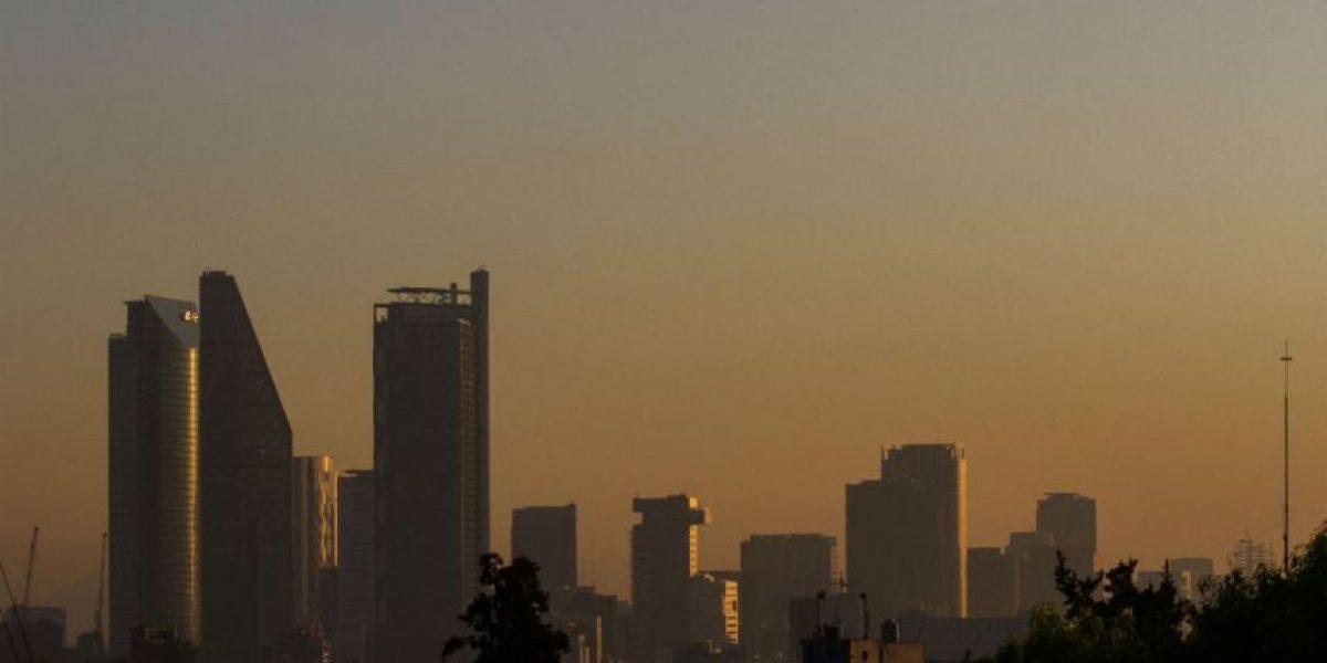 Contaminación alcanza niveles de contingencia en el Valle de México
