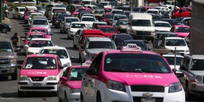 10 mil taxis de sitio tendrán descuento de 50% en su banderazo Foto:Cuartoscuro