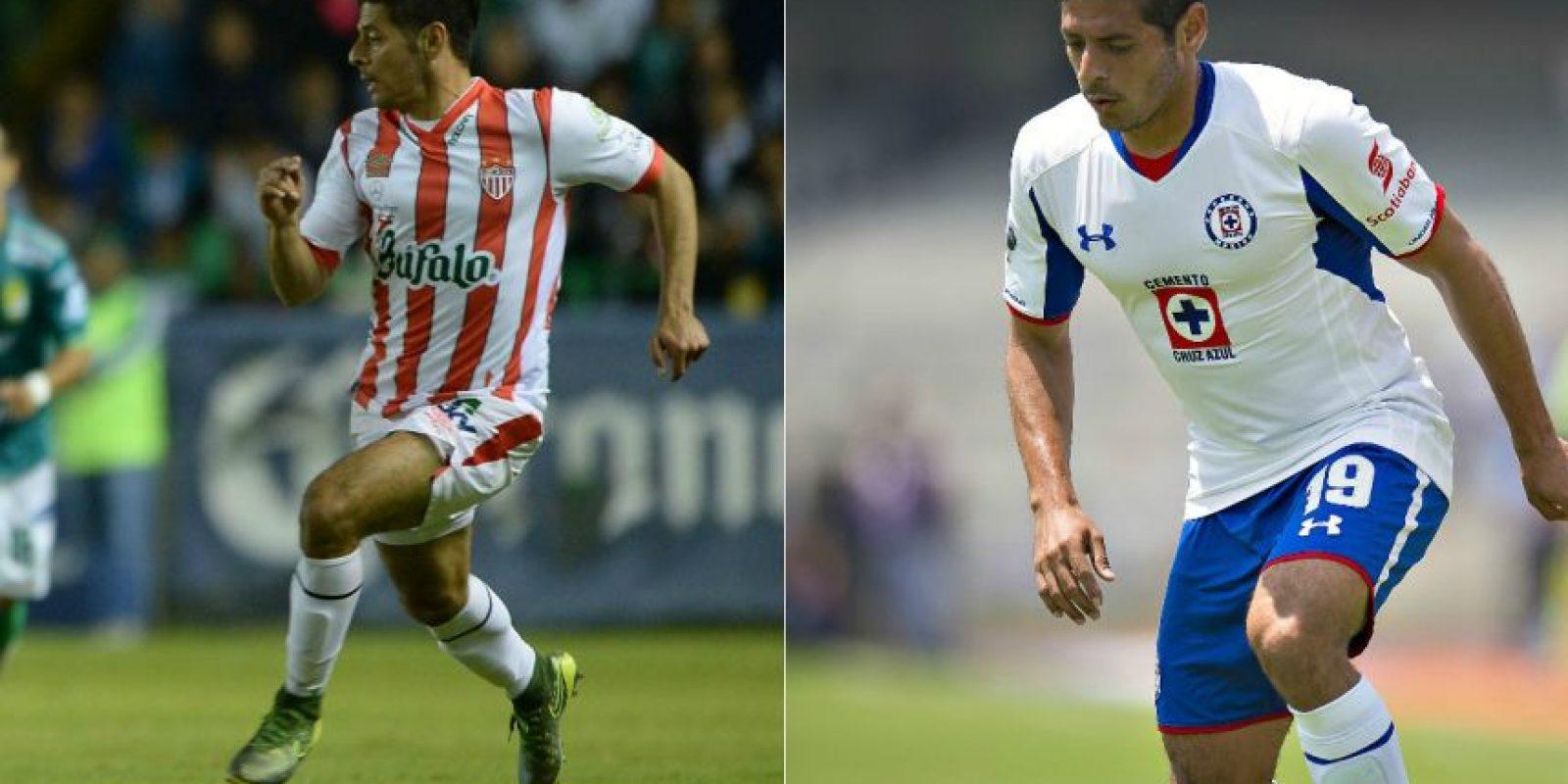 Alejandro Vela se quedó lejos del nivel de su hermano; tuvo algunos destellos con Cruz Azul pero al final lo mandaron al Necaxa. Foto:Mexsport