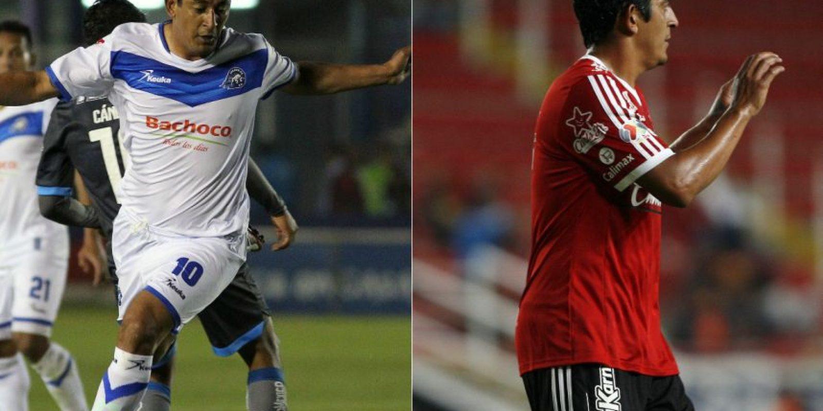 Alfredo Moreno fue un goleador cumplidor en Primera División y ahora está viviendo sus últimos momentos como futbolista en la Liga de Ascenso. Foto:Mexsport