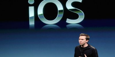Posteriormente, Apple tuvo que relanzar su iOS. Foto: Getty Images