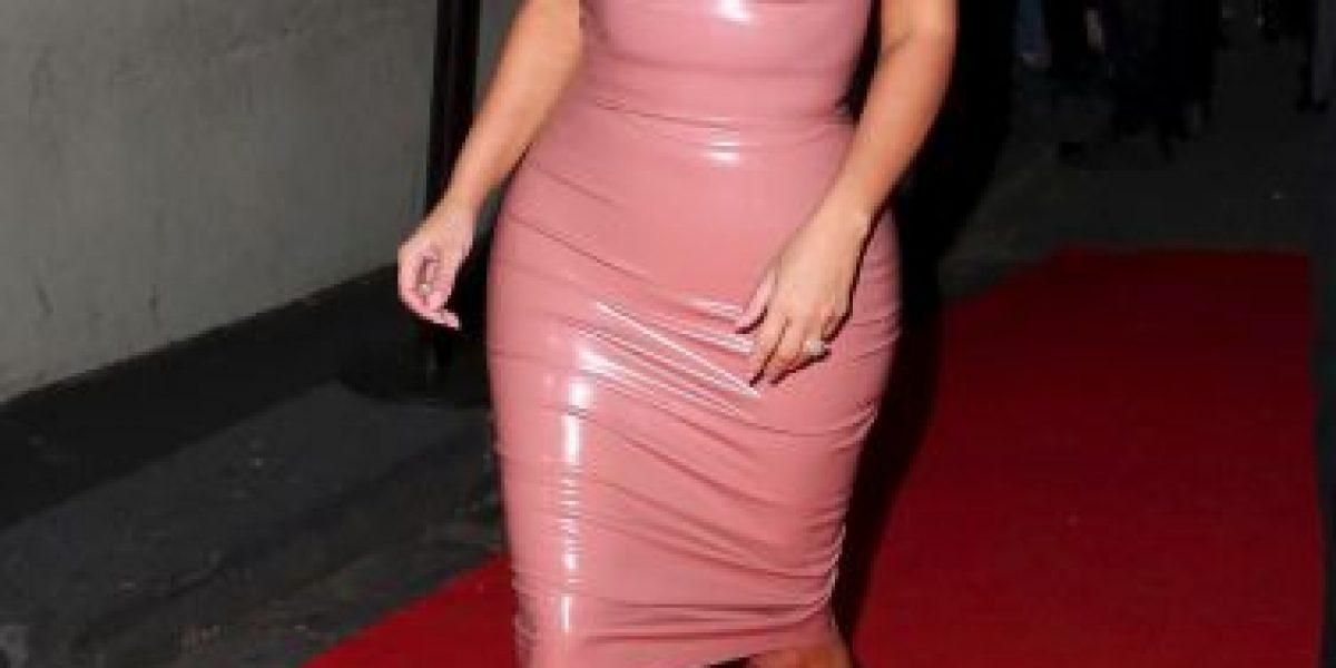 Kim Kardashian habla de la