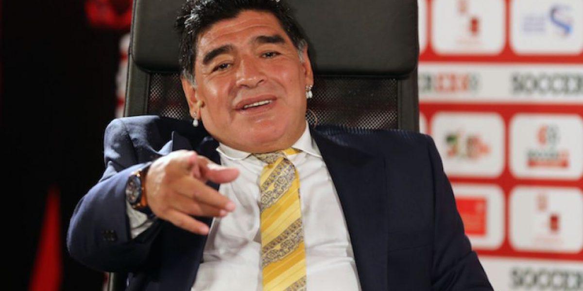 Maradona denuncia que a su exesposa le convenía su adicción a las drogas