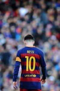 4. Es el máximo anotador de todas las categorías de la Selección de Argentina Foto:Getty Images