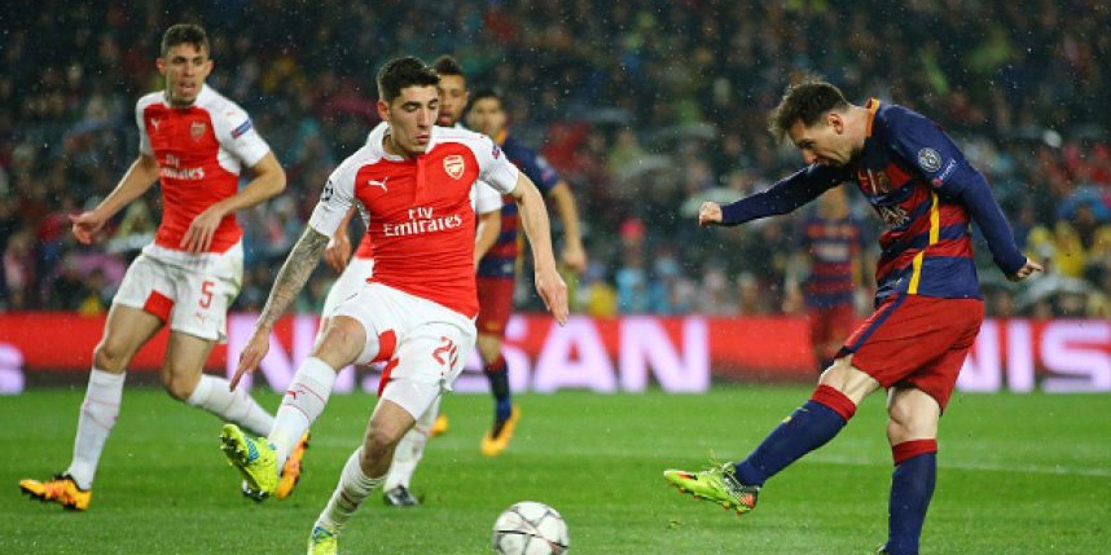8. Máximo anotador de la Liga en una misma temporada: 50 goles en 37 partidos (2011-2012) Foto:Getty Images