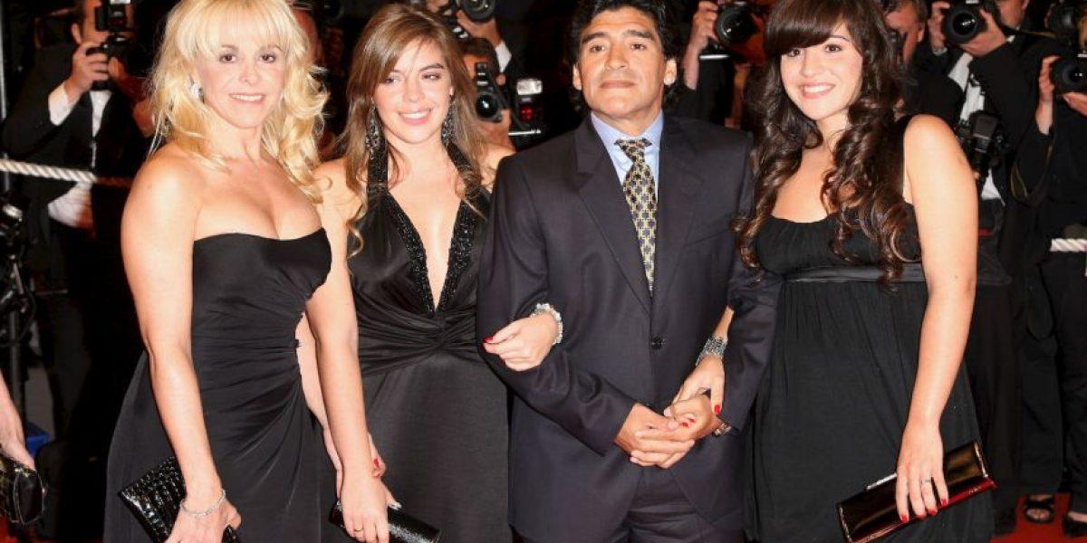 Exesposa de Diego Maradona: