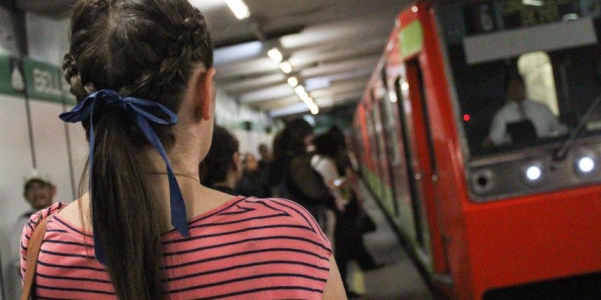 El STC Metro aumentó este martes su número de trenes