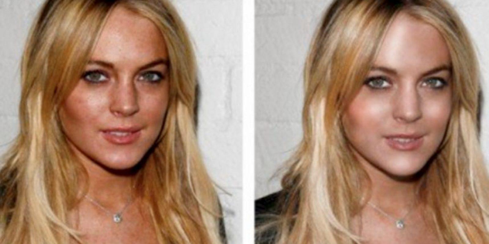 Lindsay Lohan Foto:vía fress.co