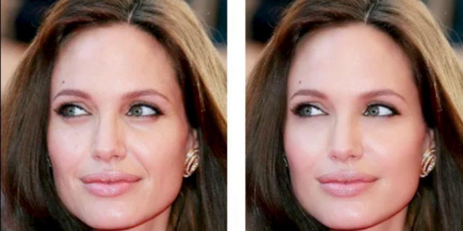 Angelina Jolie Foto:vía fress.co