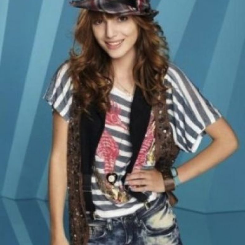 Es una cantante, actriz, bailarina y modelo Foto:IMDB