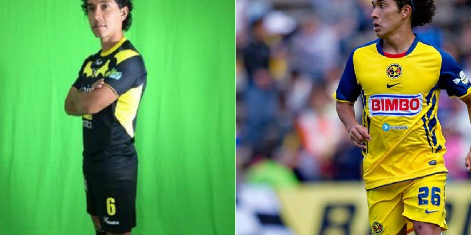 Juan Silva fue otro canterano americanista que no pudo consolidarse como jugador del conjunto de Coapa. Ahora juega en Murciélagos. Foto:Mexsport