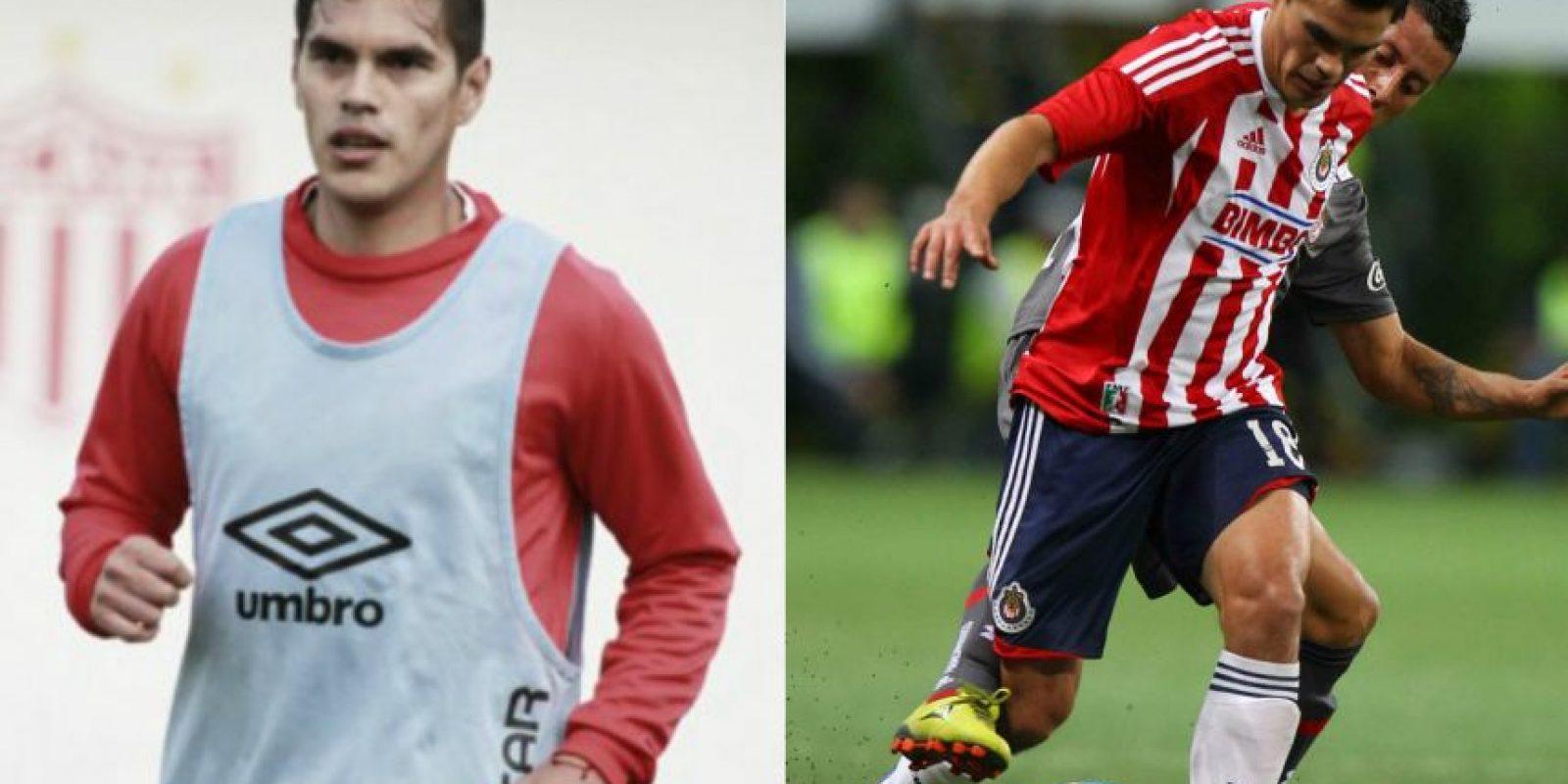 Xavier Báez fue otra de las promesas jóvenes de Chivas que se quedó en eso, luego fue a Cruz Azul donde no pasó nada con él y ahora es jugador de los Rayos. Foto:Mexsport