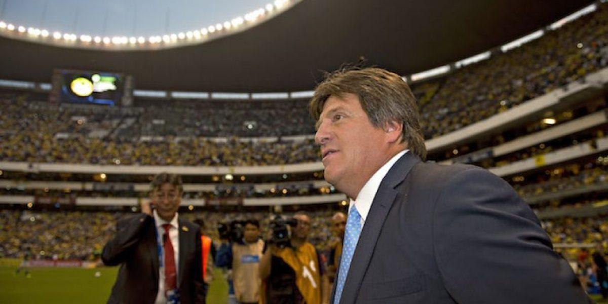 ¡Gratos recuerdos! Miguel Herrera volverá al estadio Azteca donde triunfó con el América