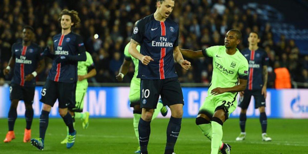 PSG y Manchester City definirá el pase a semifinales en Inglaterra
