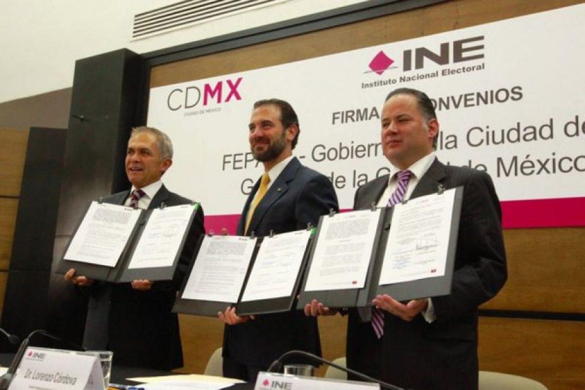 Foto:@INEMexico