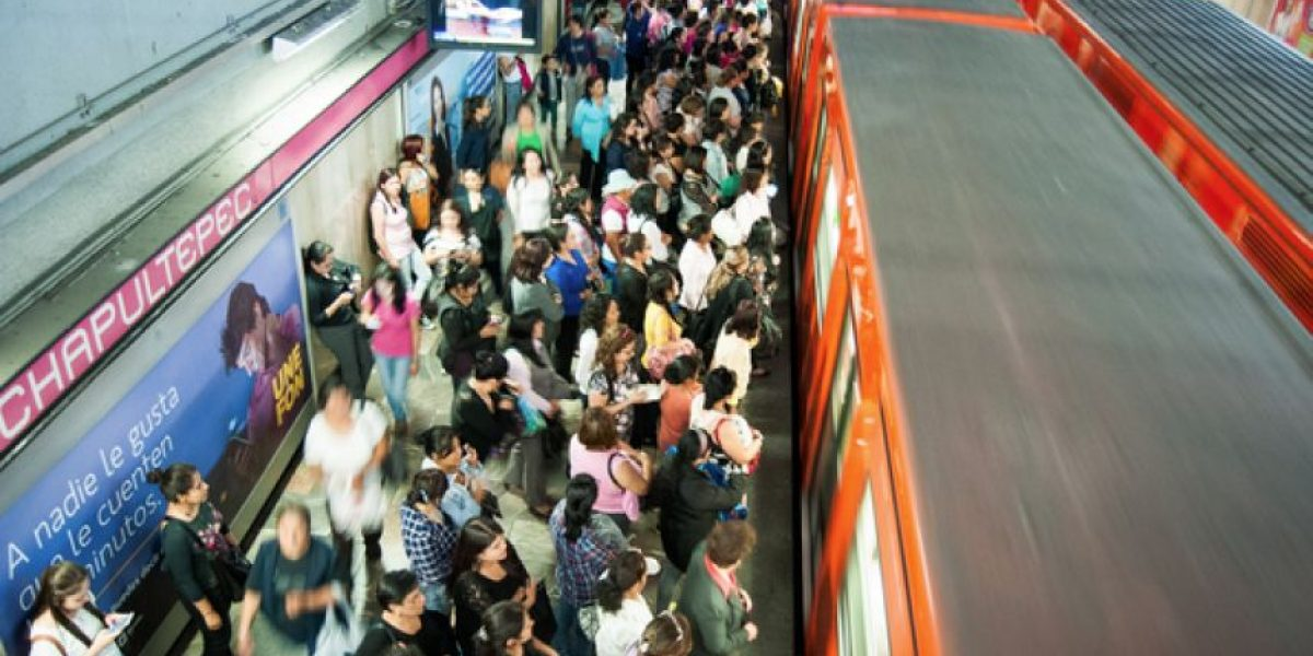 Contingencia: transporte saturado y persiste mala calidad del aire