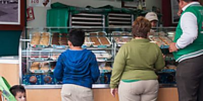 La obesidad es una de las primeras causas de la diabetes Foto:cuartoscuro