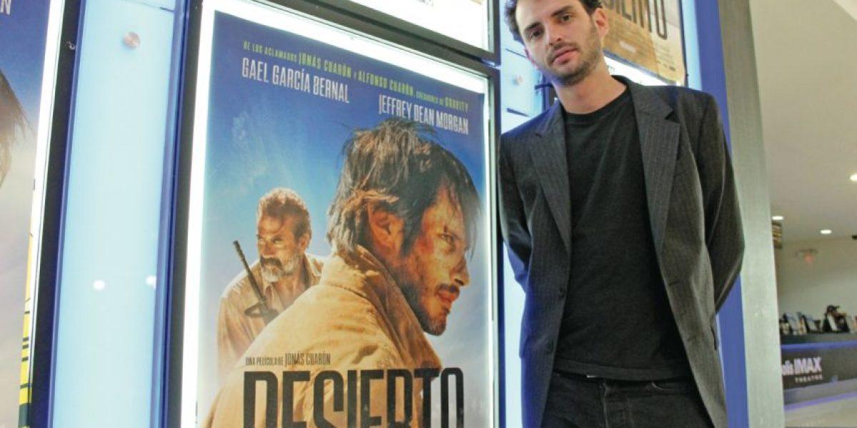 Jonás Cuarón critica en su debut como director de cine el infierno de los indocumentados