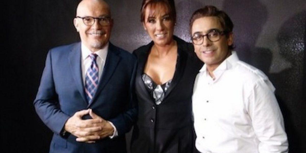 """Consuelo Duval se integra al programa """"Adal, el show"""""""