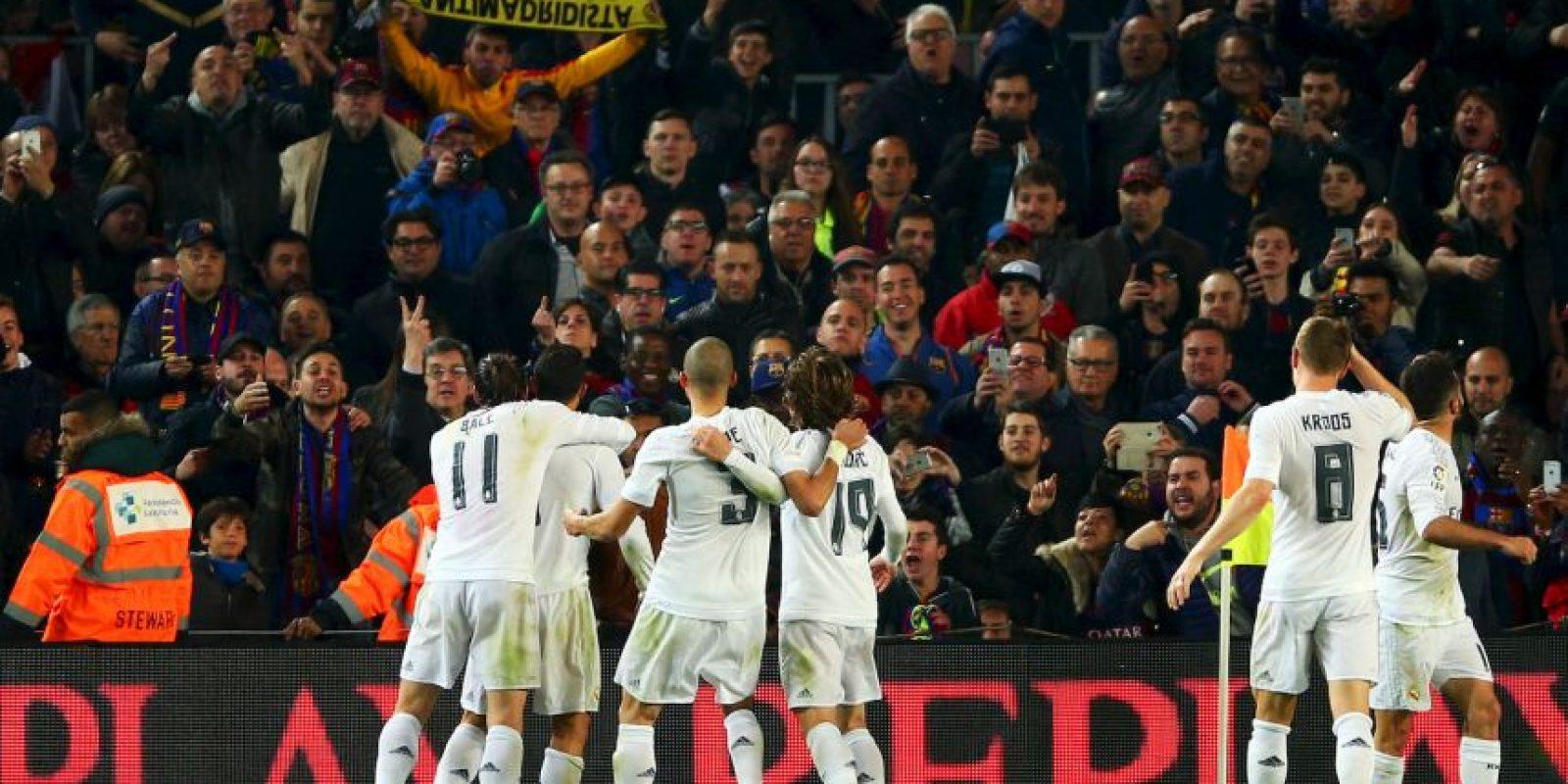 El fin de semana pasado vencieron a Barcelona Foto:Getty Images