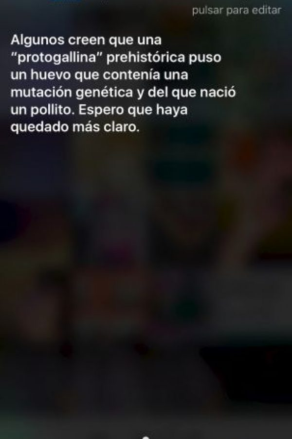 "La madre de Gus informó a TNYT que Gus ""se quería casar"" con Siri. Foto:Tumblr"