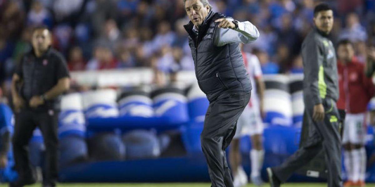 Tomás Boy acepta que Cruz Azul mereció derrota ante Necaxa