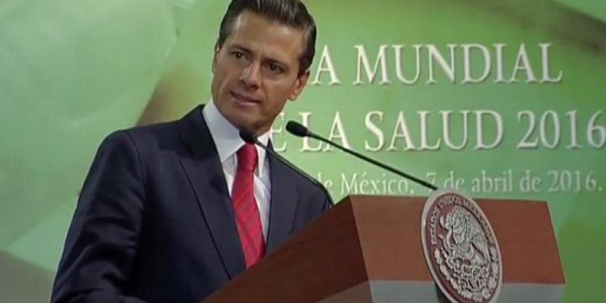 México da un paso trascendental con Acuerdo hacia Universalización de Salud: EPN