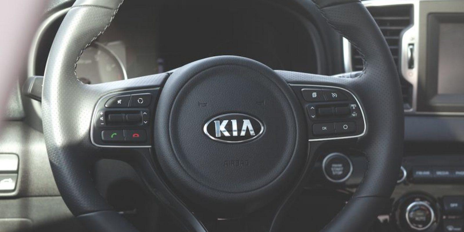 Los controles al volante facilitan el acceso a su sistema de cominicacióne infoentretenimiento. Foto:Uriel Roldán