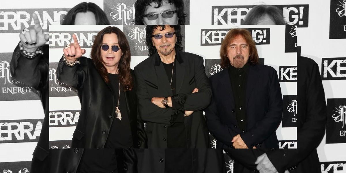 Black Sabbath se despide de los mexicanos con concierto en el Foro Sol
