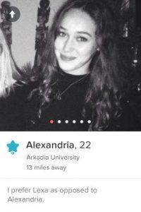 Tinder es una de las principales plataformas para los infieles. Foto:Tumblr