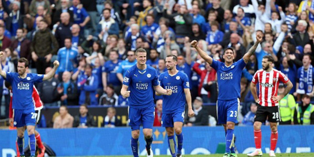 Leicester City, el equipo sensación de la Premier League