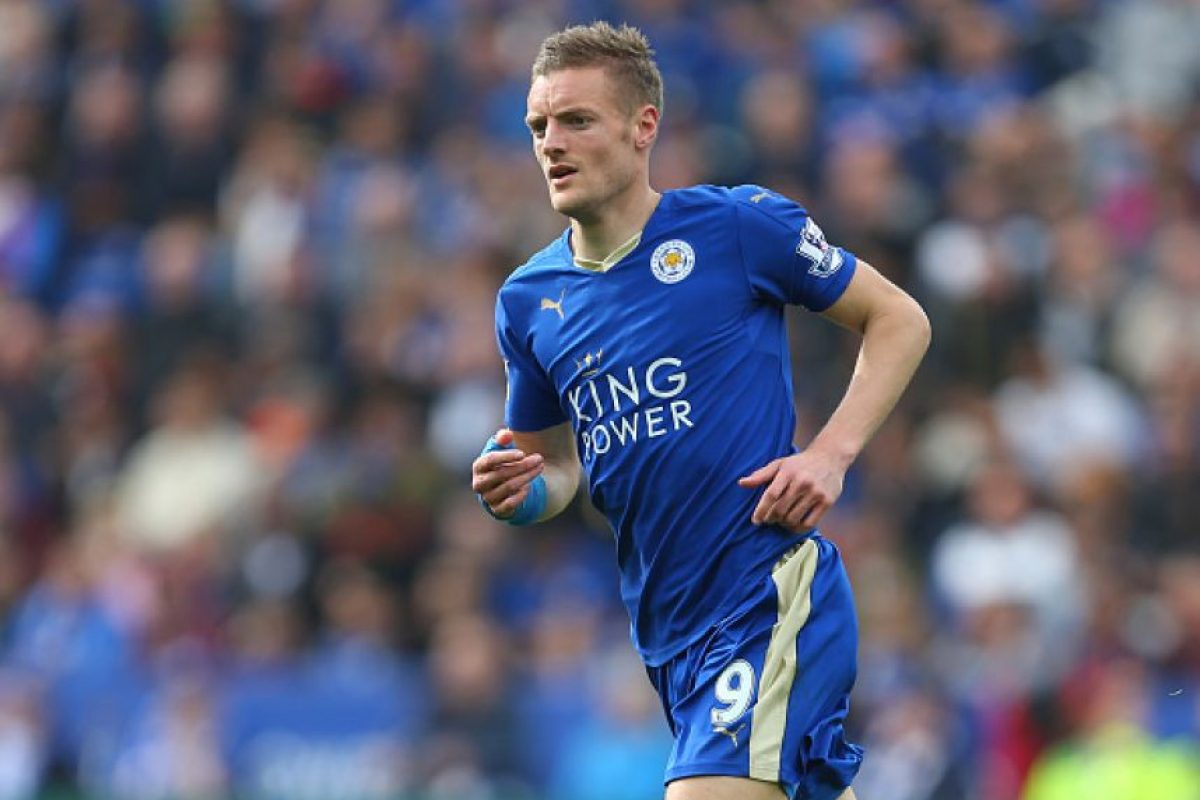 Jamie Vardy Foto: Getty Images