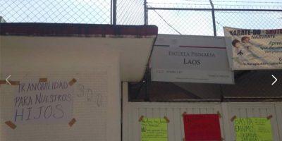 Las autoridades de la escuela ya tomaron el caso y se comprometieron a reunirse con los padres del menor. Foto:Nicolás Corte/Publimetro