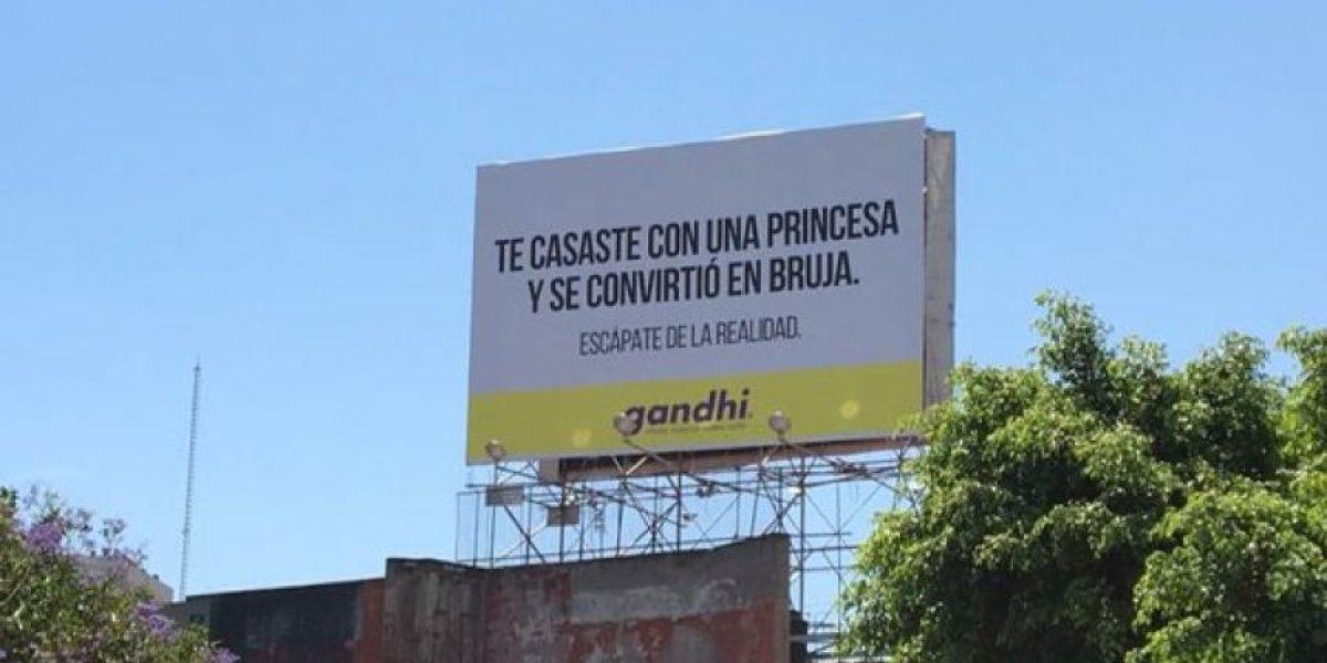 FOTOS: Anuncio de Gandhi enciende las redes por