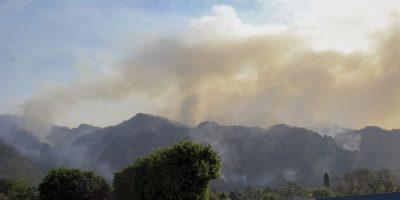 El incendio comenzó el 5 de abril Foto:cuartoscuro