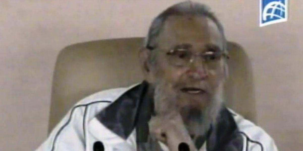 Tras dos años, reaparece Fidel Castro en homenaje a Vilma Espín