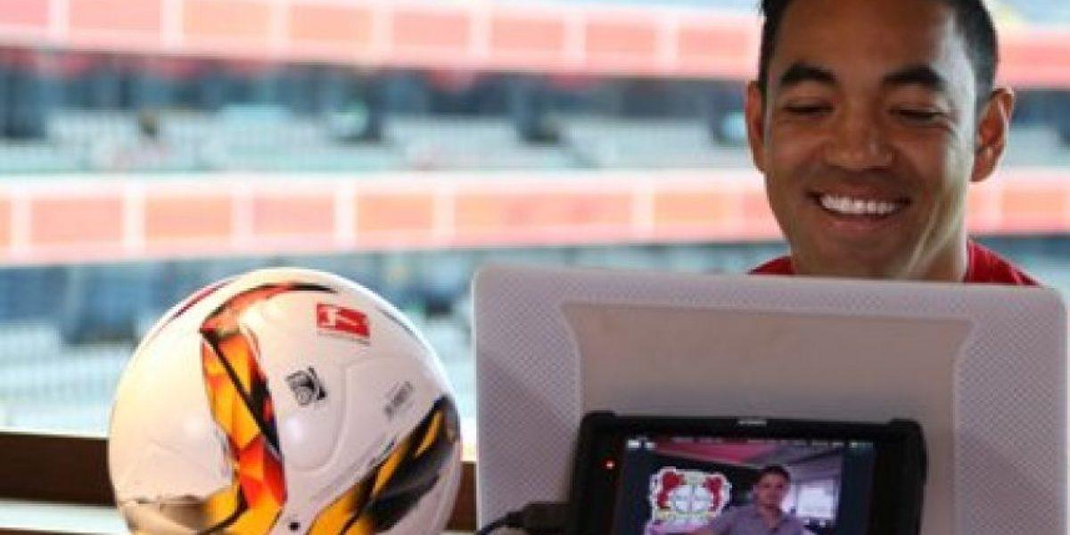 La Bundesliga utiliza a Chicharito y Fabián para promocionar partido