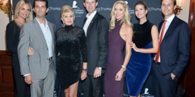 Es hija de Donald Trump e Ivana, la primera esposa del magnate. Foto:Getty Images