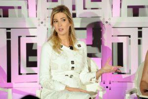 Ahora es dueña de su propia línea de moda, la cual lleva su nombre. Foto:Getty Images