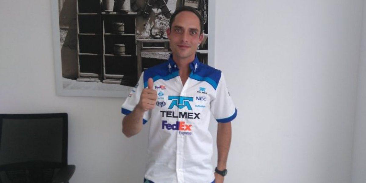 Responsabilidad y deseos de triunfo en la pista: Piero Rodarte