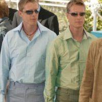 """Y luego de """"Matrix"""" los dos siguieron con los personajes. Foto:vía Getty Images"""
