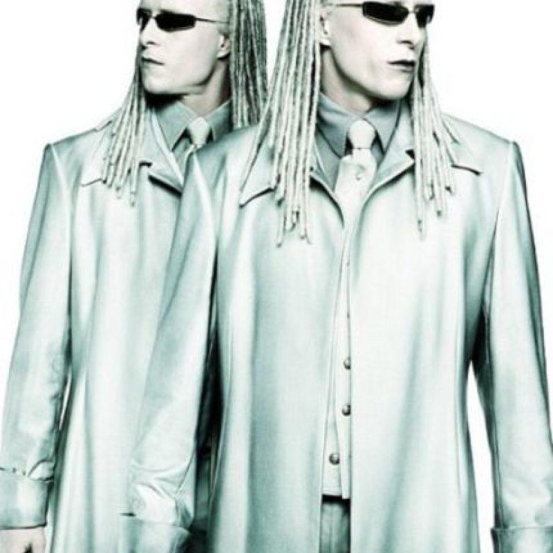 """Fueron las estrellas de """"Matrix Recargado"""", aparte de Mónica Bellucci. Foto:vía Warner Bros"""