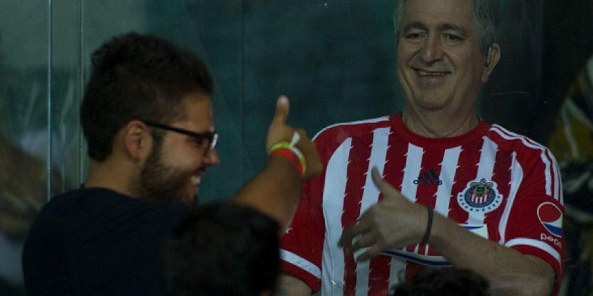 Jorge Vergara tendría en mente comprar un club de Europa