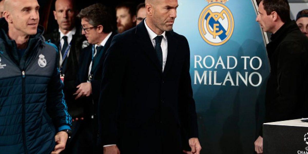 Zidane revela que no le preocupa su futuro en el Real Madrid