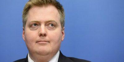El primer ministro de Islandia tuvo que renunciar a su puesto debido a su vinculación con el caso. Foto:AFP
