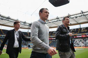 Niko Kovac sí metió a Marco Fabián esta vez Foto:Getty Images